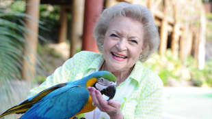 "'Betty White Is ""Doing Very Well"" at Age 98 In Lockdown During COVID-19 Pandemic, Says Rep"