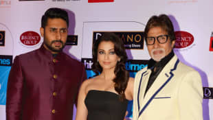 Bollywood's Aishwarya Rai, Abhishek Bachchan, and Amitabh Bachchan Test Postive For COVID-19