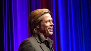 Brad Pitt Jokes About His Age And Career In New Award Speech - Watch It Here