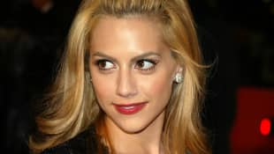 "Brittany Murphy at the premiere of ""8 Mile"" on Nov. 6, 2002, Los Angeles."