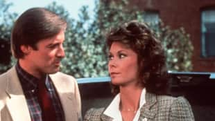 """Scarecrow"" and ""Mrs. King"": Bruce Boxleitner and Kate Jackson"