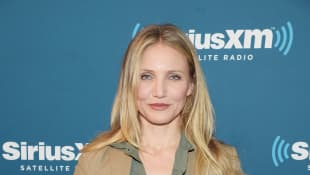 "Cameron Diaz ""Loves Being A Mom"", Shares Benji Madden Is An Amazing Father"