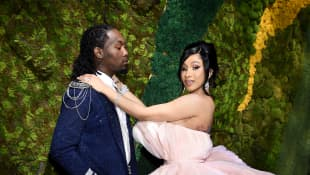 Cardi B Reveals She And Offset Are Back Together Amid Divorce
