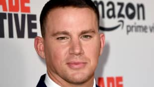 "Channing Tatum Posts Steamy Shirtless Pic And Declares To Fans He's ""Finally Back!"""