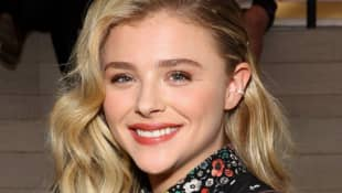 """Kick-Ass""-Star Chloe Grace Moretz"