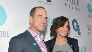 "Christopher Meloni Teases 'SVU' Reunion: ""Stabler & Benson Are Inextricably Linked"""