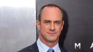 "Christopher Meloni Shares His ""Hibernation Challenge"" Quarantine Beard Look - See It Here"
