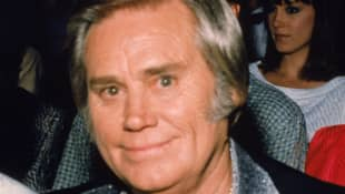 George Jones in 1988