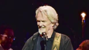 Kris Kristofferson in 2018 at JONI 75: A Birthday Celebration Live At The Dorothy Chandler Pavilion