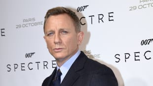 "Daniel Craig bei der Premiere zu ""James Bond 007: Spectre "" in Paris 2015"