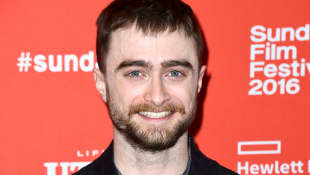 "Daniel Radcliffe attends the ""Swiss Army Man"" Premiere during the 2016 Sundance Film Festival"