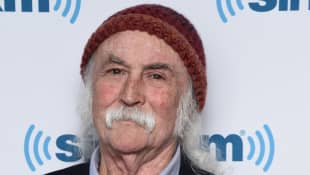 David Crosby Responds To Death Of Melissa Etheridge's Son, Beckett, Whom He Helped Conceive