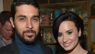 "Demi Lovato Wishes Ex Wilmer Valderrama ""Nothing But The Best"" Following His Engagement"