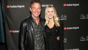 "Dennis Quaid Says 39-Year Age Gap With New Wife Laura Savoie age 27 Is No Problem: ""Love Finds A Way"""