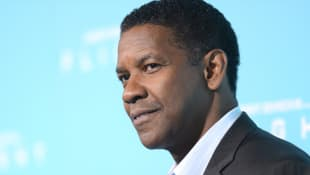 Denzel Washington Rescues A Distressed Homeless Man From Oncoming Traffic During Drive In West Hollywood