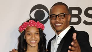 T.I's Daughter Deyjah Tears Up Addressing His Comments Regarding Her Gynaecologist Appointments