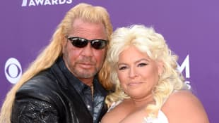 Dog the Bounty Hunter Posts Photo Of Late Wife Beth Chapman