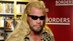 Dog The Bounty Hunter Announces Engagement To Francie Frane