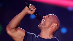 Dwayne Johnson & His Daughter Sing 'Moana' Song Before Bed - Watch The Cute Video Here