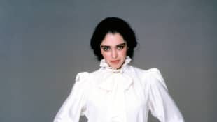 """Dynasty """"Kirby Anders"""" actress Kathleen Beller today 2020 age husband Thomas Dolby"""
