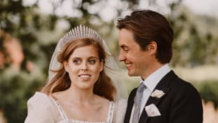 Edoardo Mapelli Mozzi Shares New Wedding Photos & Tribute To Princess Beatrice