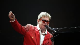 Elton John To Host Coronavirus Benefit Concert With Mariah Carey, Billie Eilish And More