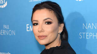Eva Longoria Discusses Parenting Amid Coronavirus: 'All Planning Goes Out The Door'