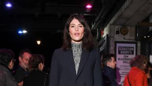 "Gemma Arterton attends the press night of ""On Blueberry Hill"""