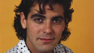 George Clooney in 1985