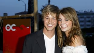 "Benjamin McKenzie and Mischa Barton starred in the series ""The O.C."""