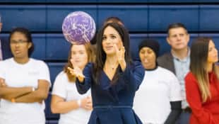 Duchess Meghan attends Coach Core Awards