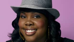 """'Glee' This Is """"Mercedes"""" Amber Riley In 2020"""
