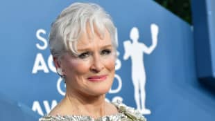 Glenn Close Relives Her Iconic Role As Cruella De Vil For 20 Year Anniversary Of '101 Dalmations'