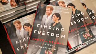 Harry & Meghan Book 'Finding Freedom' Becomes UK and US Bestseller