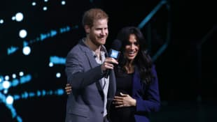 """Prince Harry & Meghan Markle Will Make """"Most Viewed"""" Content On Netflix, CEO Says"""