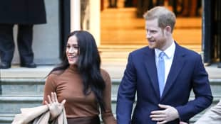 Harry and Meghan News TV ABC Time 100 special Sept. 22 Tuesday Air release