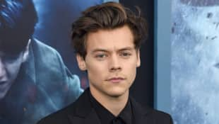 "Harry Styles attends the ""DUNKIRK"" New York Premiere."