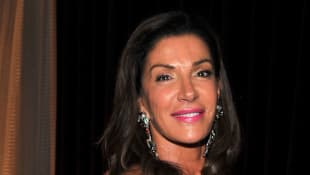 Love it or List It's Hilary Farr attends Rising Stars: Walk The Red Carpet Hello! Hollywood Party during the 2012 Toronto International Film Festival at the Ritz Carlton on September 8, 2012 in Toronto, Canada