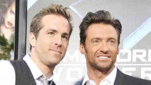 "Hugh Jackman & Ryan Reynolds Pause ""Feud"" For COVID-19 Relief - See Their Video Here"