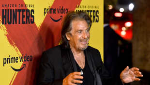 'Hunters': New Al Pacino Nazi Hunter Series Amazon Criticized By Auschwitz Memorial Museum