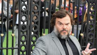 Jack Black Has Started A Crazy Shirtless Dance Trend On TikTok - See It Here