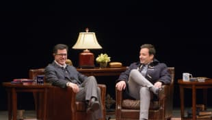 Jimmy Fallon and Stephen Colbert Among US Talk Shows To Film Without Audience Due To Coronavirus