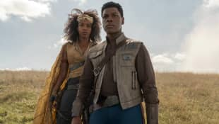John Boyega Disney Race In 'Star Wars' Finn