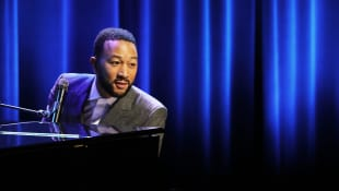 """John Legend """"In Awe"""" Of His Wife Chrissy Teigen's """"Strength"""" Following The Loss Of Their Son"""