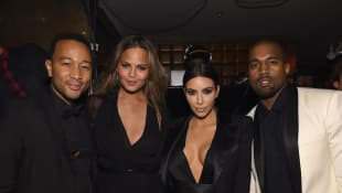 "John Legend Opens Up About His Relationship With Kanye West : ""We're Doing Our Own Thing"""