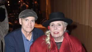 "Joni Mitchell Songs Is ""Coming Back Musically"" Health James Taylor Reveals"