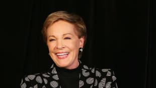 "Julie Andrews Says ""Sense Of Unity"" During COVID-19 Is Similar To WWII-Era"