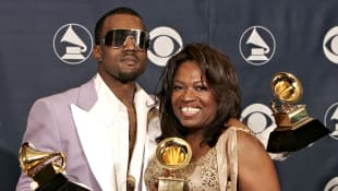 "Kanye West Releases New Song ""Donda"" To Remember His Late Mother"