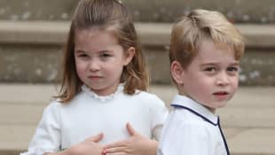 Kate Middleton Shares New Portrait Of Prince George For His 7th Birthday - See It Here!