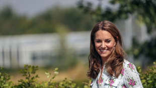 'Kate Middleton Stuns With Gardening Skills In Previously Unseen Photo Kensington Royal Instagram